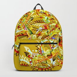 Divine Intention 3: Yellow Backpack