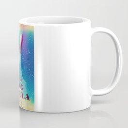 Tour the ring nebular sci-fi poster Coffee Mug
