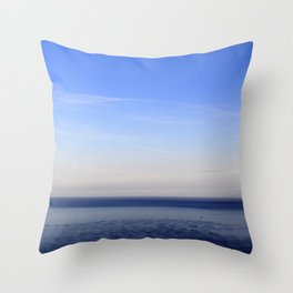 room with a view - day 5 Throw Pillow
