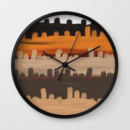 Nat. Wall Clock