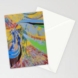 Something Lurks Below Stationery Cards