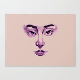 Glassy | Xiumin Canvas Print