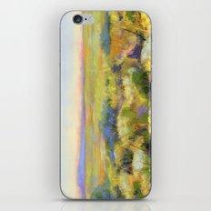 Chamissa iPhone & iPod Skin