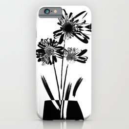 Still Life with Flowers iPhone Case