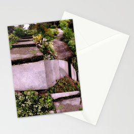 Gnome Labyrinth Stationery Cards