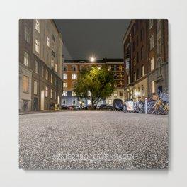 Urban Nature, Vesterbro, Copenhagen Metal Print
