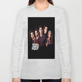 teen wolf Long Sleeve T-shirt
