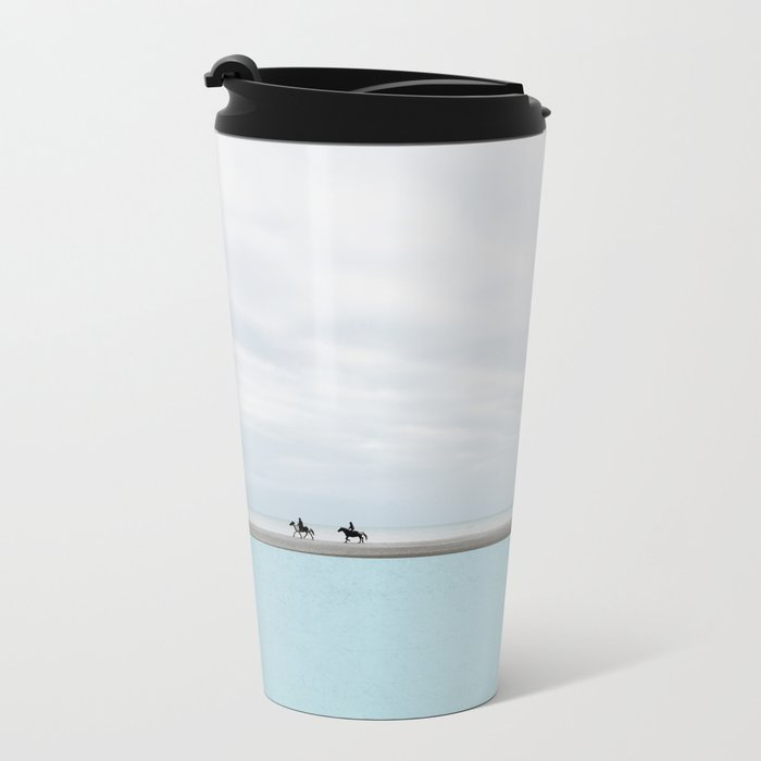 Equus II Metal Travel Mug