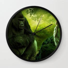 First Sight Wall Clock