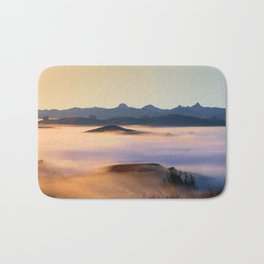 The Dawning of a New Day Bath Mat