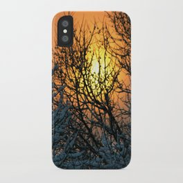 The Sun Shines Forth iPhone Case