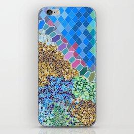 INSPIRED BY GAUDI iPhone Skin