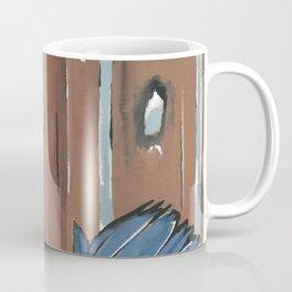 Barnyard Rooster Coffee Mug