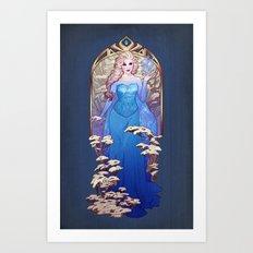 A Kingdom of Isolation Art Print