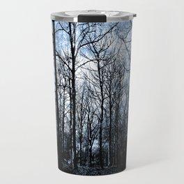 The Haunted Wood  Travel Mug