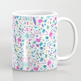 Beach time Coffee Mug