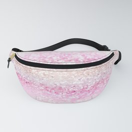 Unicorn Girls Glitter #2 #shiny #pastel #decor #art #society6 Fanny Pack