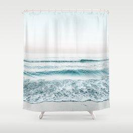 Laguna Beach California Shower Curtain