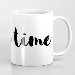 It's donut time Coffee Mug