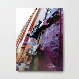 UB3 Metal Print