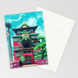 Bathhouse Stationery Cards