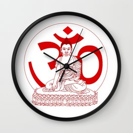 OHM Wall Clock