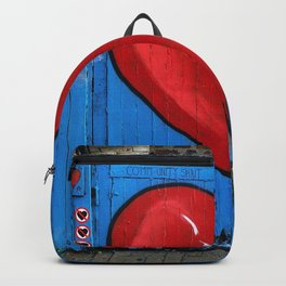 Graffiti Love Heart Backpack