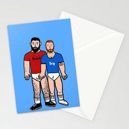 Beard Boy: Package Stationery Cards
