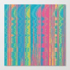 Crazy Colors.  Canvas Print