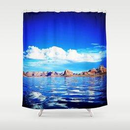 Lake Powell Shower Curtain