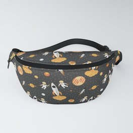 Astronauts in Space Fanny Pack