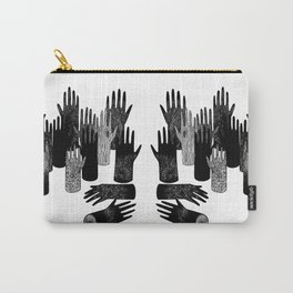 The Forest of Hands Carry-All Pouch