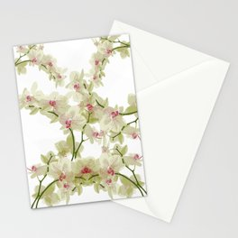 Orchidee fantasy Stationery Cards