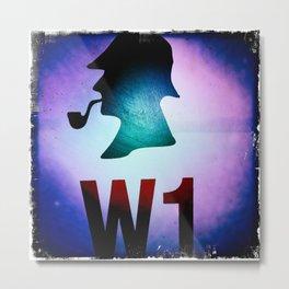 Hey Sherlock 2 ! Metal Print