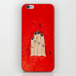 All of Alex's Love iPhone Skin
