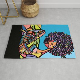 Afro Rug