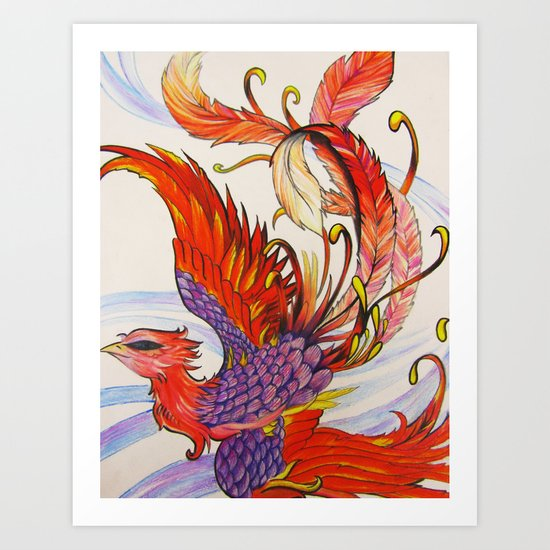 South Pheonix  Art Print