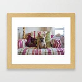 Lolly's Place Framed Art Print