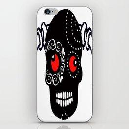Skull [SWAG] iPhone Skin