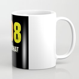808 Open HiHat Drum Machine Vintage Coffee Mug