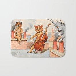 CATS ORCHESTRA - Louis Wain Cats Bath Mat