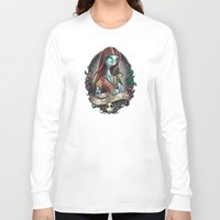 "samsung Long Sleeve T-shirts featuring ""Something In the Wind"" by Tim Shumate"