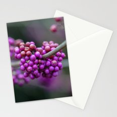 Callicarpa bodinieri Stationery Cards