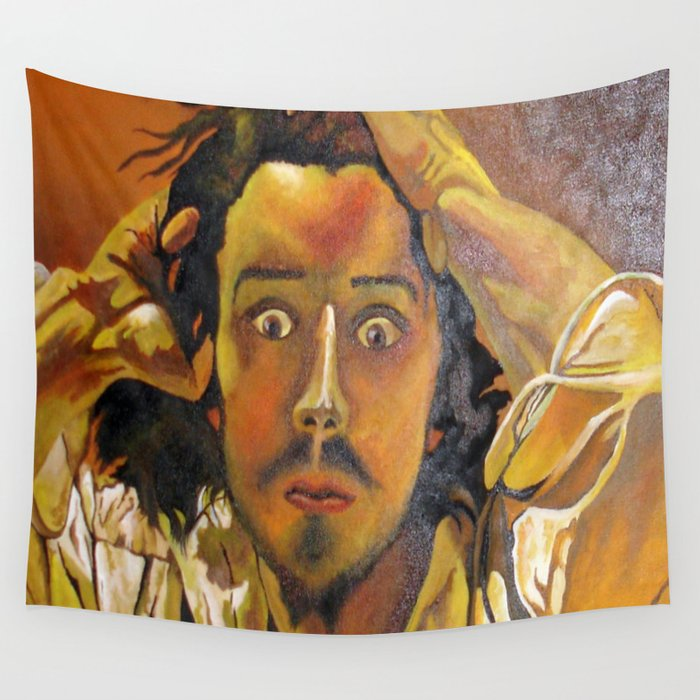 The Desperate Man Wall Tapestry By Taiche Society6 The desperate man (le désespéré in french) is a novel written by french author léon bloy and originally prepared for publication in 1886 but officially published in 1887. society6