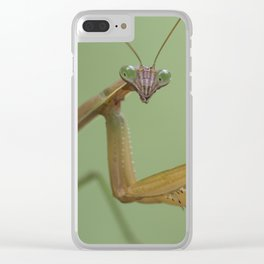 The skeptic Clear iPhone Case