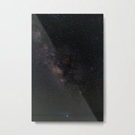 Milky Way Galaxy Wall Art | Stars Universe Space Cosmos Nebula Night Sky Photography Print Metal Print