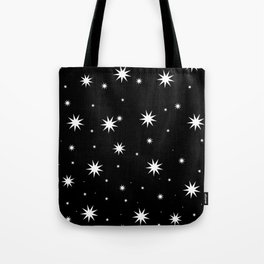 Starry Stars Tote Bag