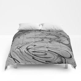 Molten Hour Comforters