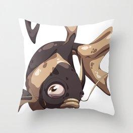 Iisy Fish Throw Pillow