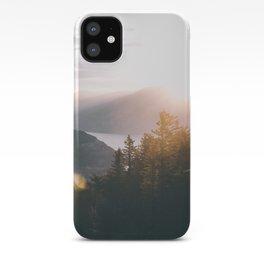 Early Mornings II iPhone Case